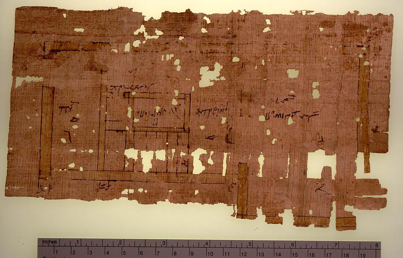 Dorothy King S Phdiva Oxyrhynchus Papyri On Buildings